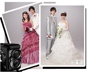 写真に残す結婚式